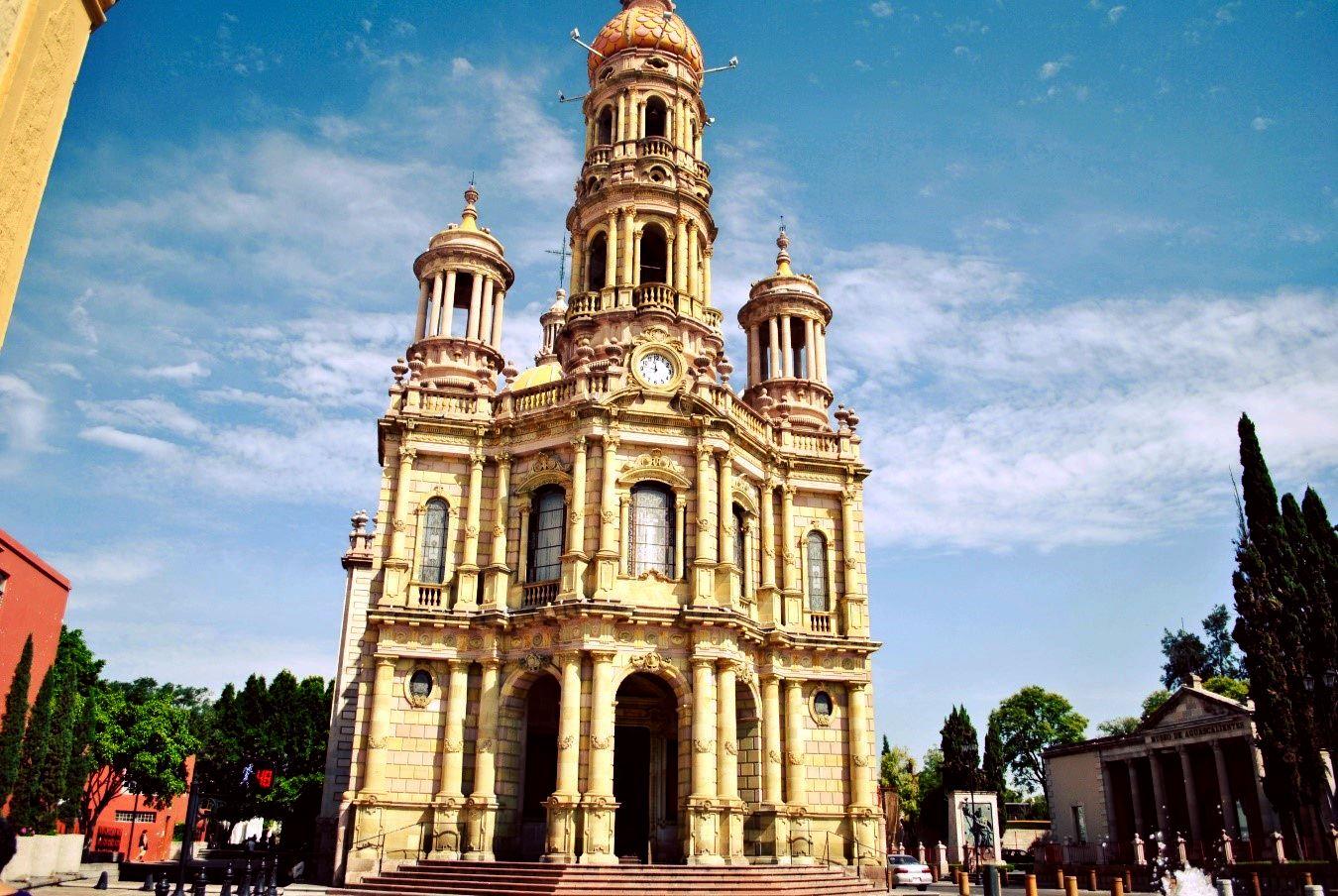 Templo de San Antonio Padua